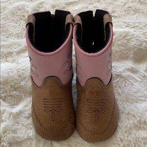🎀Old West🎀Toddler boots size (3)